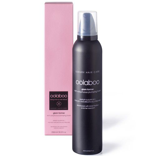 Oolaboo Glam Former Rich Voluptuous Plumping Foam 250ml
