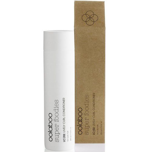 Oolaboo Super Foodies LC 02 Lively Curl Conditioner 250ml