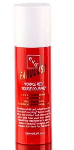 Evo fabuloso Colour Intensifying Conditioner Purple Red 250ml