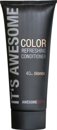 Sexy Hair AWESOMEColors Refreshing Conditioner 40ml Blonde
