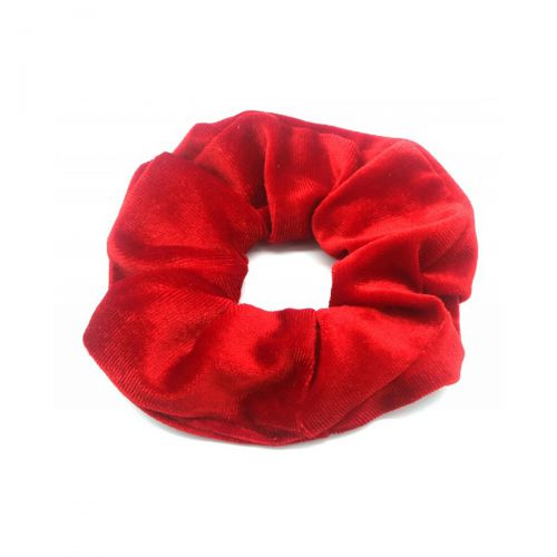 Salonline Scrunchie Velvet Red