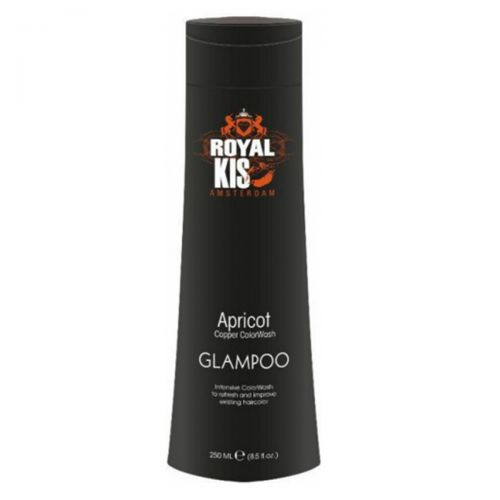 Royal Kis Glampoo Colorwash 250ml Apricot