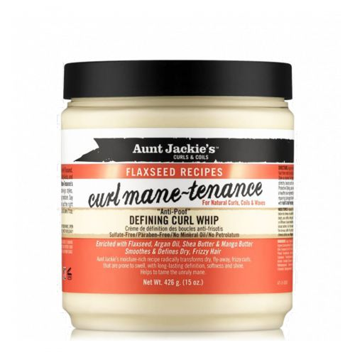Aunt Jackie's Flaxseed Curl Mane-tenance Defining Curl Whip 426gr