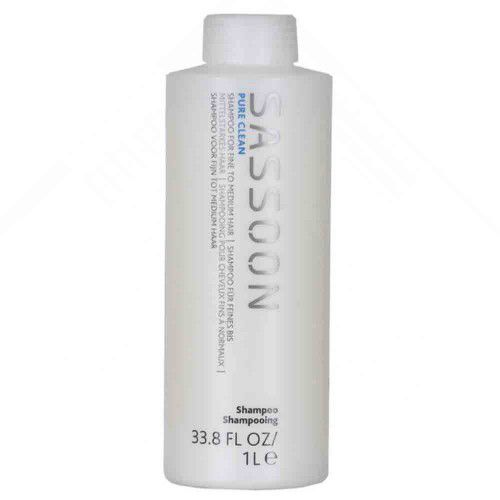 Sassoon Pure Clean Shampoo 1000ml