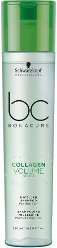 Schwarzkopf BC Collagen Volume Boost Shampoo 250ml