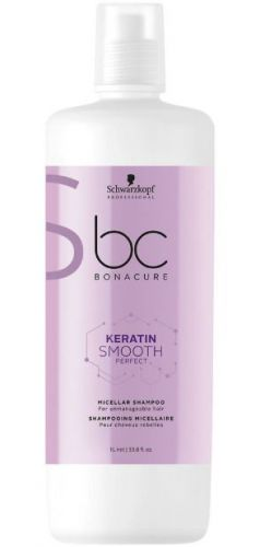 Schwarzkopf BC Keratin Smooth Perfect Shampoo 1000ml