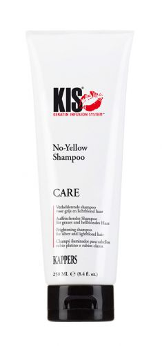 KIS Care No-Yellow Shampoo 250ml