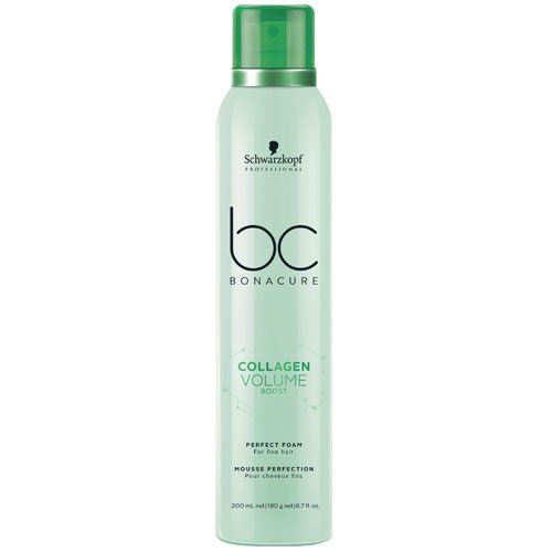 Schwarzkopf BC Collagen Volume Boost Perfect Foam 200ml