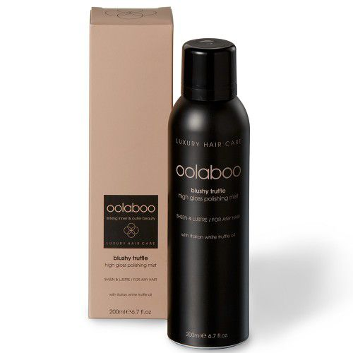 Oolaboo Blushy Truffle High Gloss Polishing Mist 200ml
